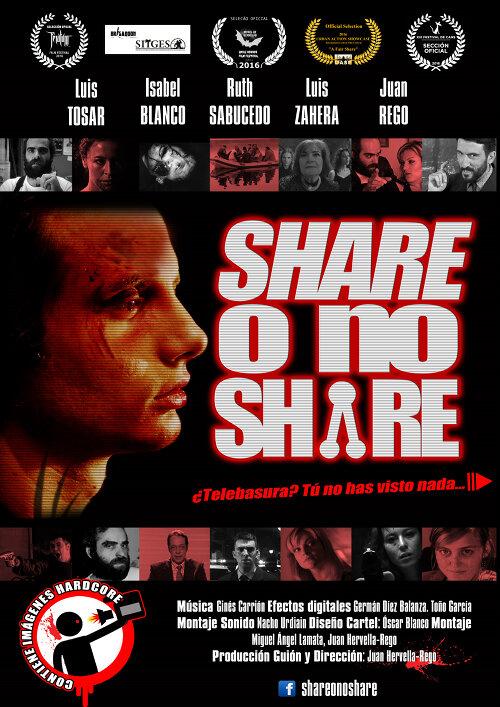 Share o no share - Festival de curtas de Verín
