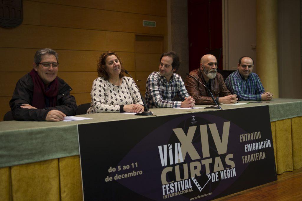 O Festival Internacional de Curtas, con máis de 2500 asistentes, deixa en Verín un retorno económico valorado en máis de 70.000 euros