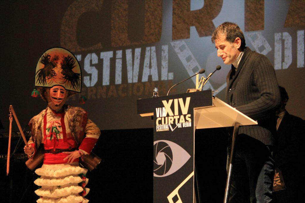 Festival Internacional de Curtametraxes Vía XIV de Verín