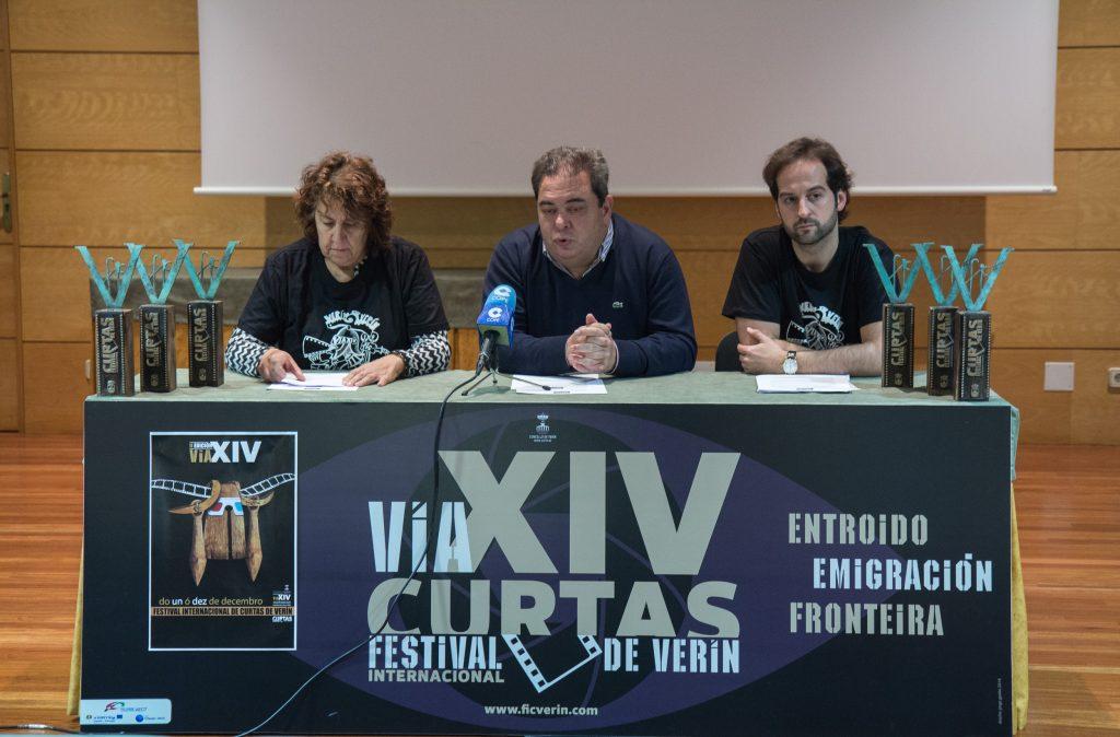 Un total de 57 curtametraxes procedentes de 21 países proxectaranse na II edición do FIC Vía XIV Verín