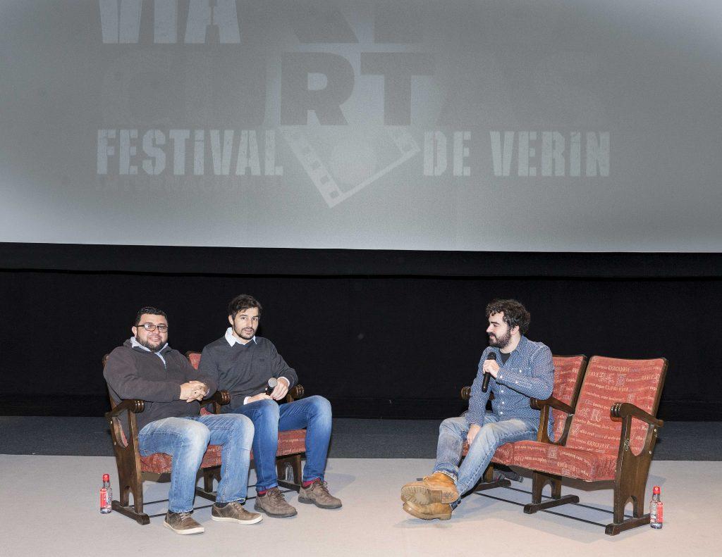 Importantes proxectos universitarios relacionados co cinema participan no Festival Internacional de Curtas de Verín