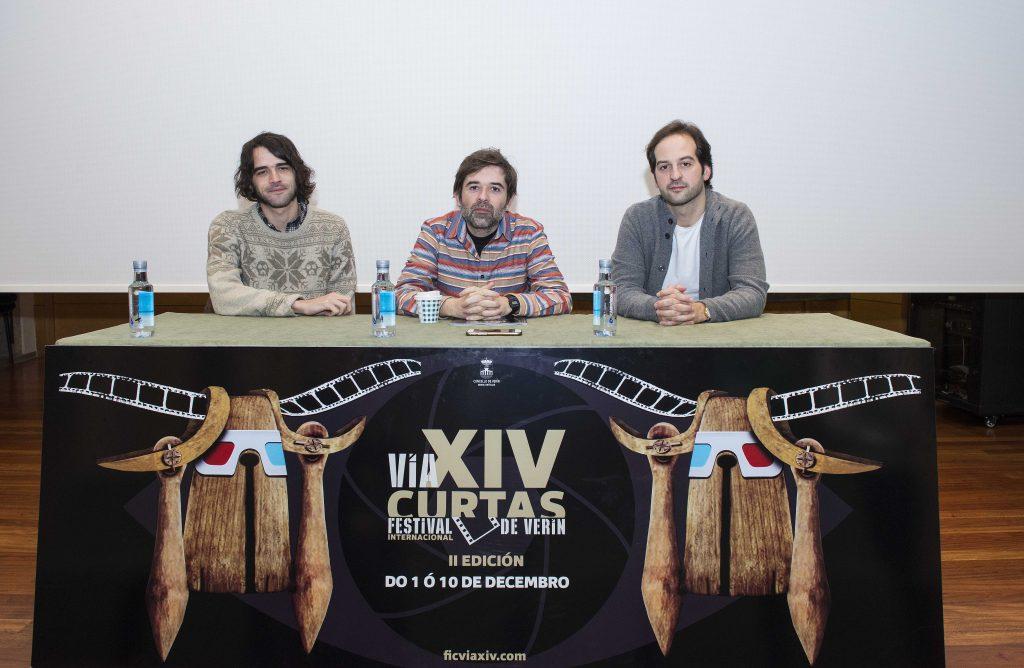 O cinema en realidade virtual primicia en España no Festival Internacional de Curtas de Verín