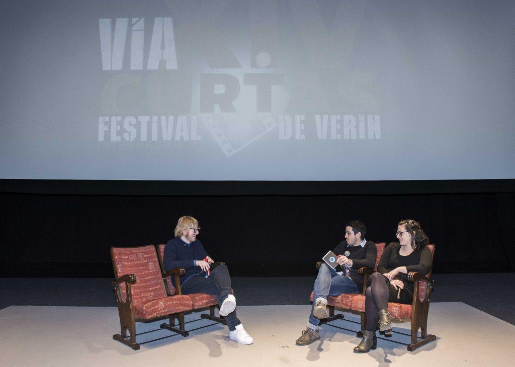 O  FIC Vía  XIV analiza a obra do cineasta colombiano Juan Soto