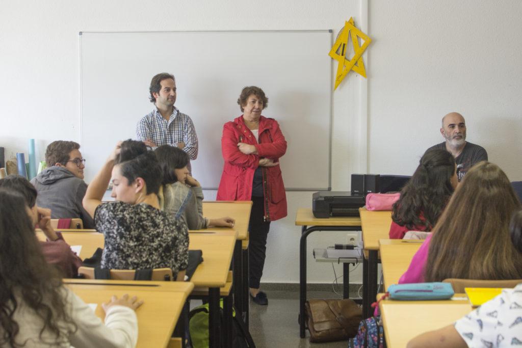 Estudantes de secundaria de Verín aprenderán a realizar curtametraxes no marco dunha iniciativa piloto promovida polo comité organizador do FIC Vía XIV