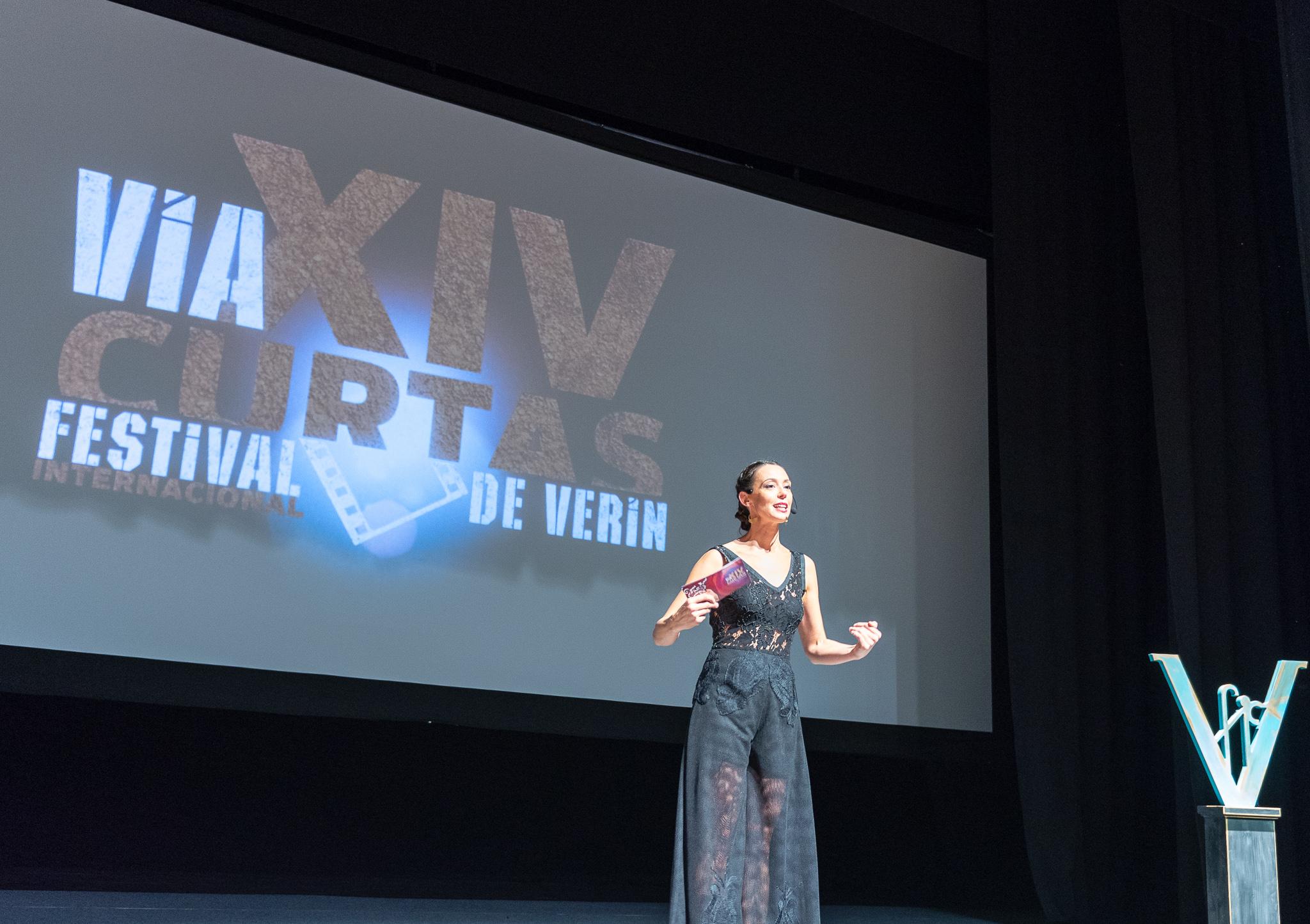 Gala Inaugural Festival Internacional de Curtas de Verín Vía XIV