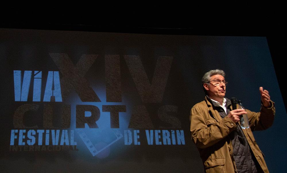 Festival Internacional de Curtas de Verín Vía XIV