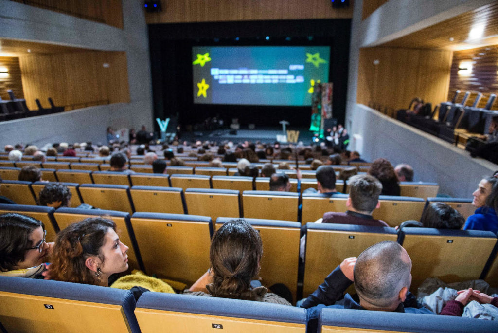 Festival Internacional de Curtas de Vería Vía XIV