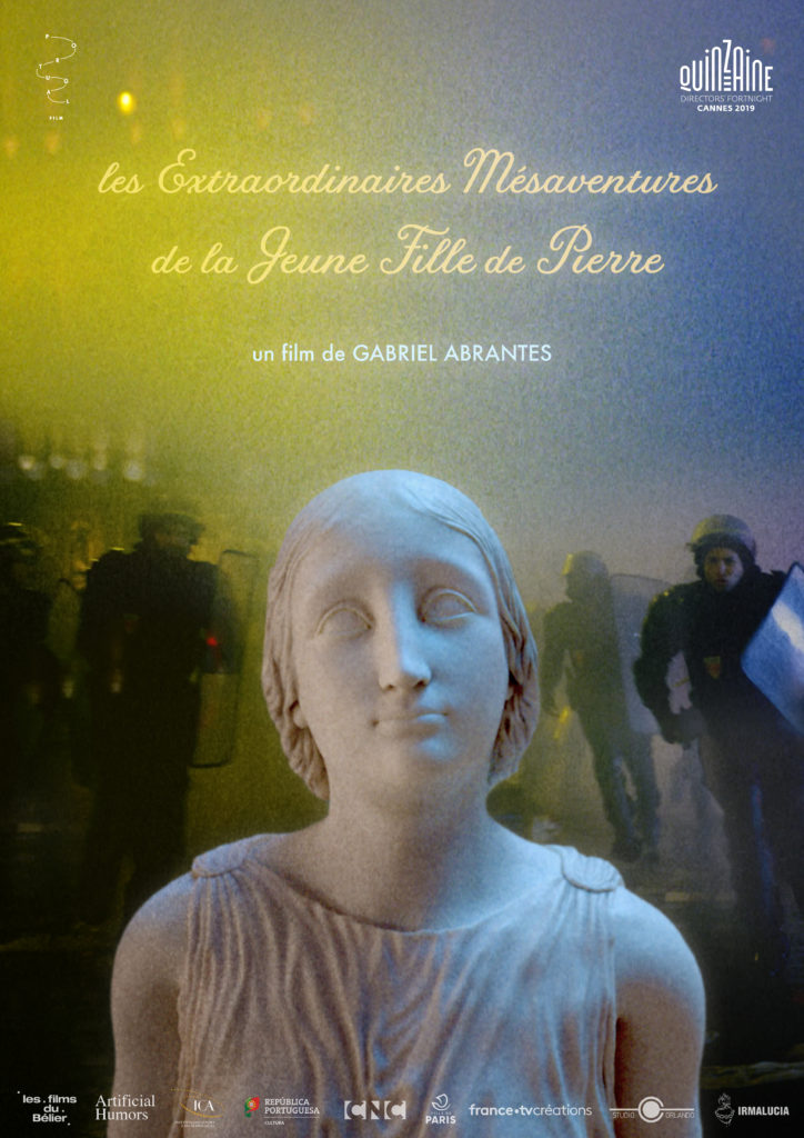 1. THE MARVELOUS MISADVENTURES OF THE STONE LADY
