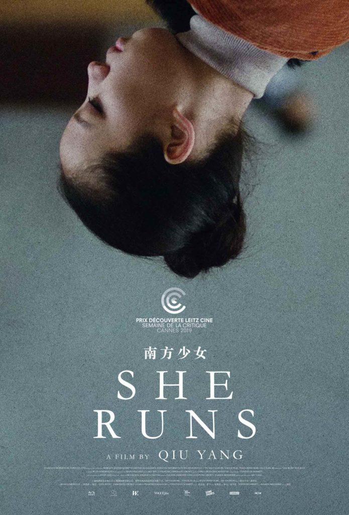 11. SHE RUNS