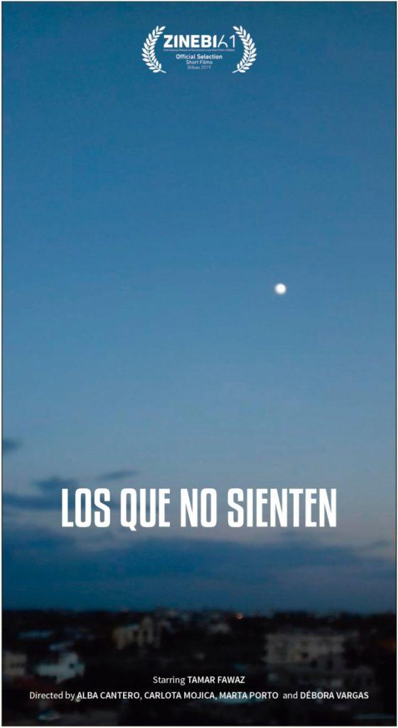 52. LOS QUE NO SIENTEN