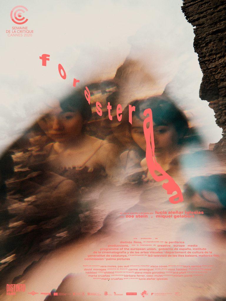 FORASTERA 1 (poster)