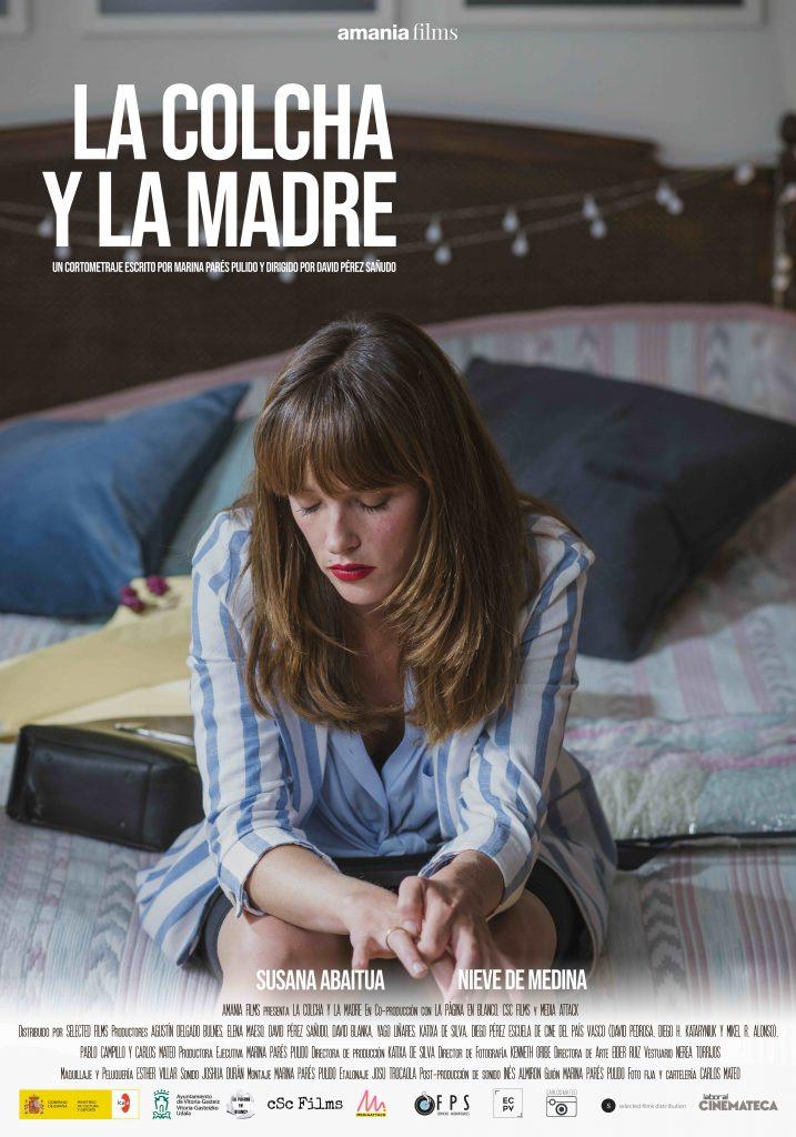 LA COLCHA Y LA MADRE 1 (poster)