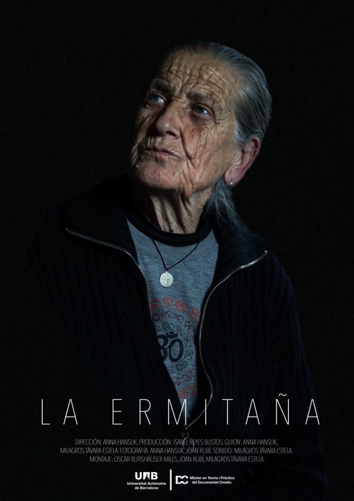 LA ERMITAÑA 1 (poster)