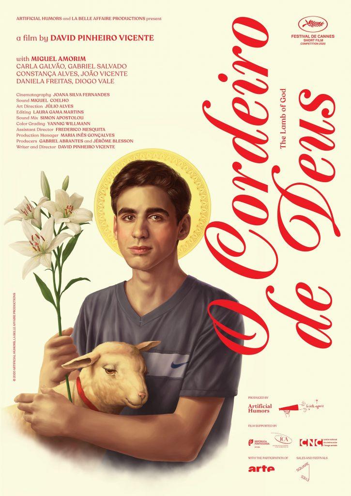 O CORDEIRO DE DEUS 1 (poster)