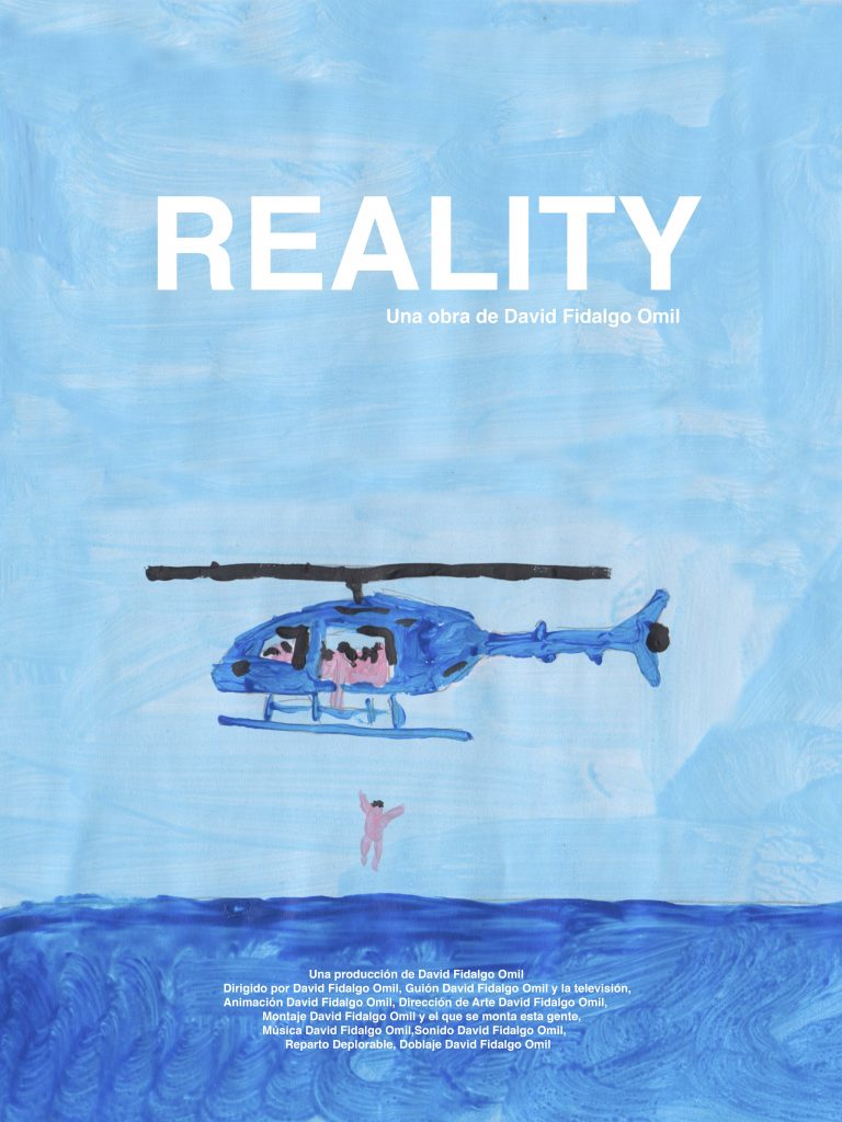 REALITY 1 (poster)